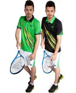 Adidas Tennis adizero Theme Polo Shirt S M L XL XXL Polo Hemd Herren