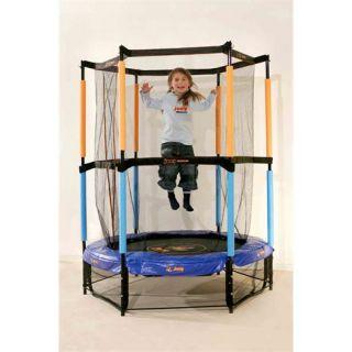 65175 Kindertrampolin JOEY JUMP 140 cm inkl. Sicherheitsnet