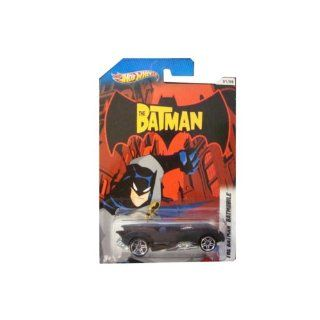 Hot Wheels Batman Fahrzeug Modell The Batman Batmobile 155 Sammel