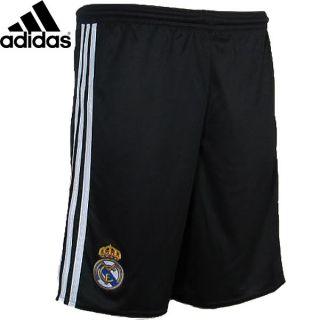 Real Madrid Adidas Kinder Short Shorts Trikot Hose schwarz 128 140 152
