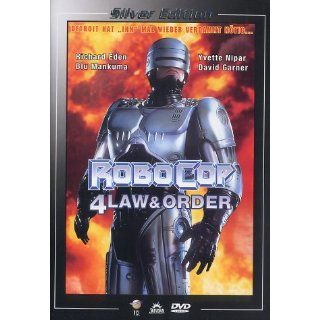 Robocop 4   Law & Order [Special Edition] Richard Eden