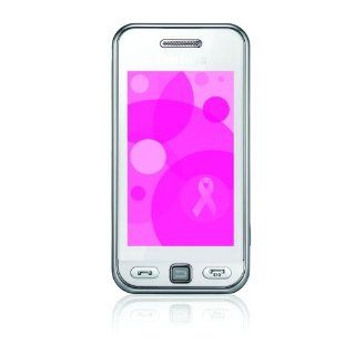 Samsung S5230 Star Smartphone Pink Ribbon Edition