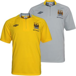 Manchester City Trainings Trikot Umbro L XL Premier League Man City