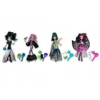 Mattel Monster High Kostümparty Puppen: Spielzeug