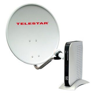 Telestar Astra Digital Sat Anlage Set Elektronik