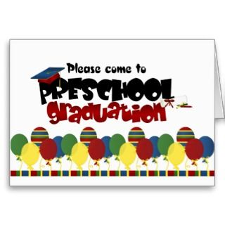 Preschool Graduation Ideas On PopScreen