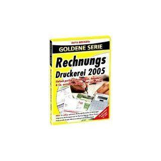 Rechnungsdruckerei 2005 Andre Bachmann Software