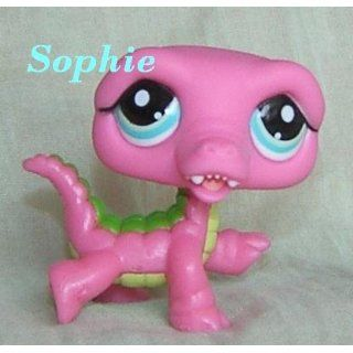 Littlest Pet Shop   Special Edition   #1464 Krokodil   OVP: