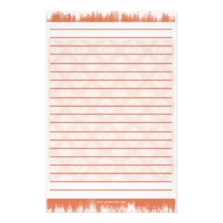 Fringed Stationery