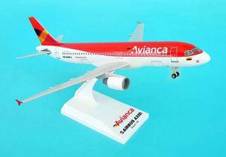 Avianca Kolumbien Airbus A320 200 1:150 SkyMarks Modell SKR459 NEU mit
