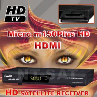 Sat Anlage 8 Teilnehmer inkl. 4 Digital HD Receiver LNB