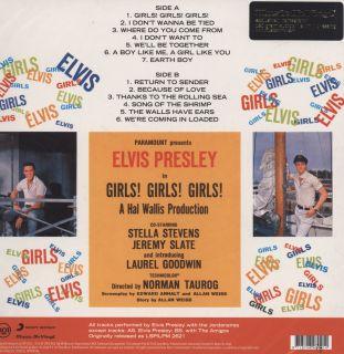 Elvis Presley   Girls Girls Girls (Music On Vinyl 180g 12 Vinyl LP