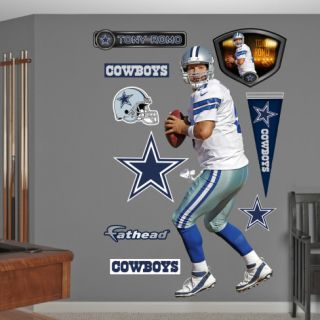 Tony Romo Wall Decal