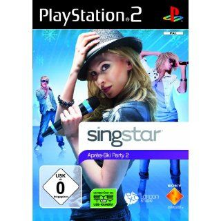 SingStar Apres Ski Party 2 Playstation 2 Games