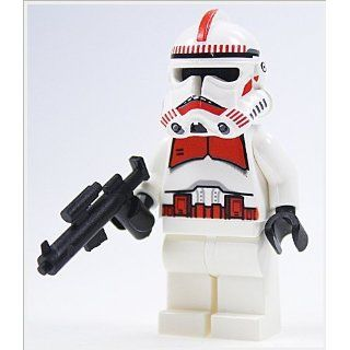 LEGO STAR WARS   Minifigur CLONE TROOPER / SHOCK TROOPER EPISODE 3 …