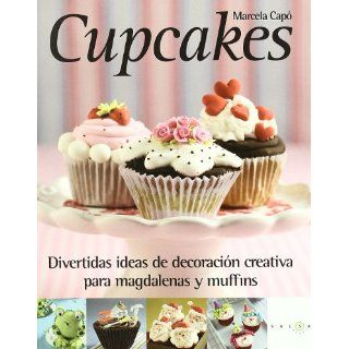 Cupcakes  divertidas ideas de decoración creativa para magdalenas y