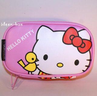 Hello Kitty Tasche für Nintendo DS Lite Rosa