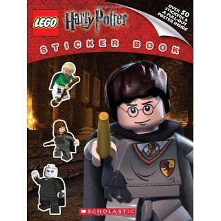 Lego Harry Potter Sticker Book Inc. Scholastic Englische