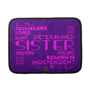 Best & Greastest Sisters Birthdays : Qualities Folio Planner