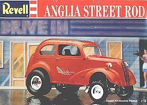 Anglia Street Rod Hot Rod, Bausatz, 125, Modellauto / Revell