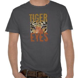 Tiger Eyes Shirt