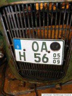 24 86) Motorhaube   Fendt Farmer 2 FW139