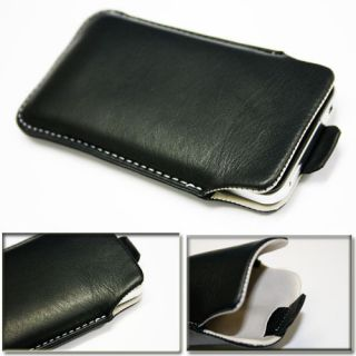 3G & 3GS Handy Tasche Leather Case Bag Hülle Etui Cover #181
