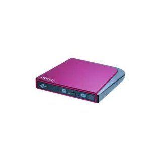 LiteOn ESAU108 Slim Line DVD Brenner, weiß Computer