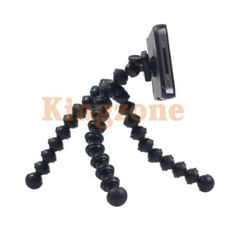 Portable Tripod Stand ClimbPod (bumper case + adjustable stand) for