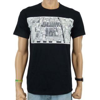 Blink 182   Neighborhoods Band T Shirt, schwarz