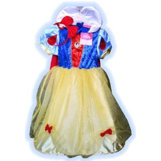 Piece Girls Snow White Costume 122 cm 128 cm Spielzeug