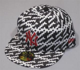 NEW YORK YANKEES   NEW ERA CAP   SQUARAGONAL   BLACK/W
