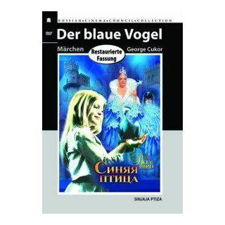 Der blaue Vogel Sinjaja Ptiza Engl. The Blue Bird Restaurierte