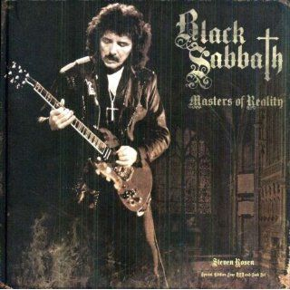 Black Sabbath   Masters Of Reality 4 DVD Deluxe Edition + 116 seitiges