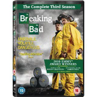 Breaking Bad   Season 03 [4 DVDs] [UK Import] Jonathan