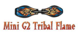 Streetsurfing Waveboard Mini G2 185 Tribal Flame