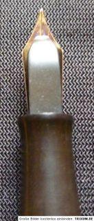 Waterman Hebelfüller Art Deco 9 Karat 375 Gold