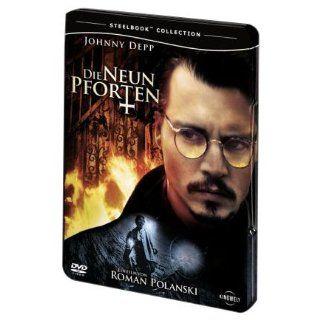 Die neun Pforten / Steelbook Collection Johnny Depp, Frank