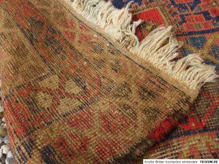 Antiker Teppich,Läufer,Perser ? 130 x 188 cm