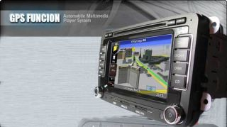 VW Golf Navigationssystem Scirocco Passat Amarok Eos Caddy Polo Jetta
