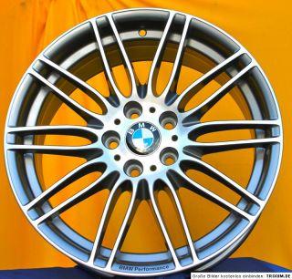 NEU Original BMW 3er E90 E91 19 Zoll Alufelgen Styling 269 Performance