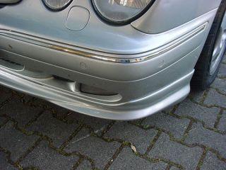Lippe Stoßstange AMG Look Mercedes E Klasse w210 nAMG