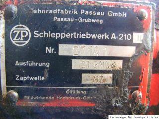 getriebe combo 4 18