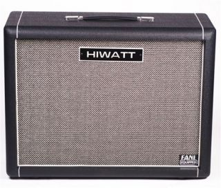 Hiwatt HG212 Hi Gain 2 x 12 Fane Speaker Cabinet