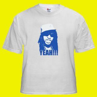 Lil Jon Rap Crunk Music YEAH Hip Hop T shirt S M L XL