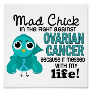 Humor Cancer Chick Humorous Cards Happy