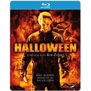 Rob Zombies Halloween (+ DVD) (Metal Pack) [Blu ray]