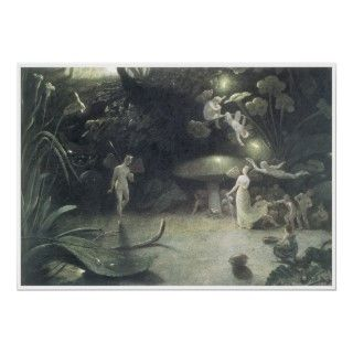 Scene A Midsummer Nights Dream Fairies   1832 Our collection of