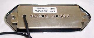 ARTEC ALNICO 5 P90 DOG EAR NECK PICKUP /CHROME/SAP16