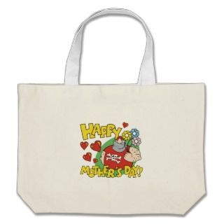 Happy Mothers Day Canvas Bag